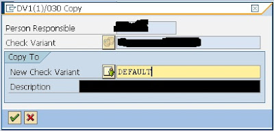 Setting Code Inspector Custom Variant as Default Code Inspector variant