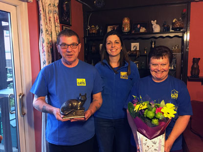 CP supporters raise £40k by car boot sales