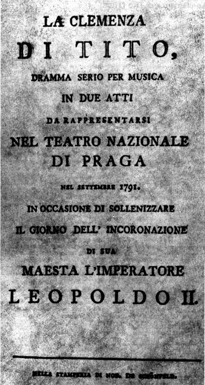 Bildergebnis für la clemenza di tito