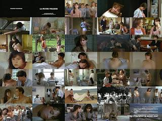Маленькая воровка / La petite voleuse / The Little Thief. 1988. DVD.