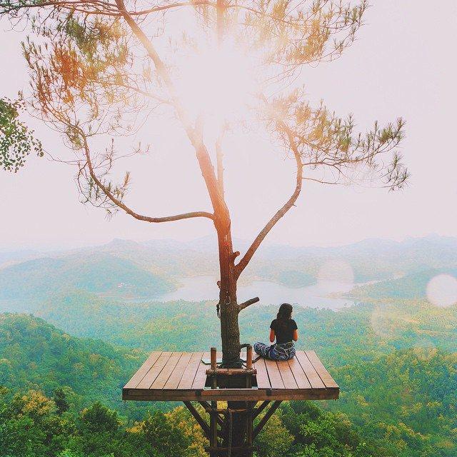 Tempat Wisata Murah Kalibiru Kulonprogo Jogjakarta
