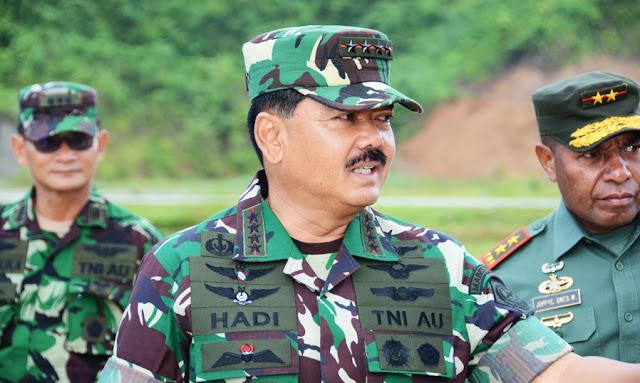Panglima TNI Ganti Danjen Kopassus, Pangdam Jaya, dan Sejumlah Jabatan Strategis