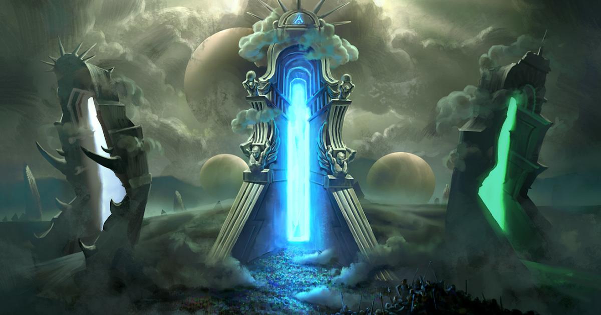 Warhammer Age of Sigmar   Turniejowo odsłona kolejna - Well of Eternity