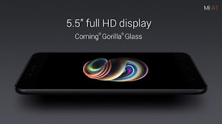 Image result for xiaomi mi a1 display