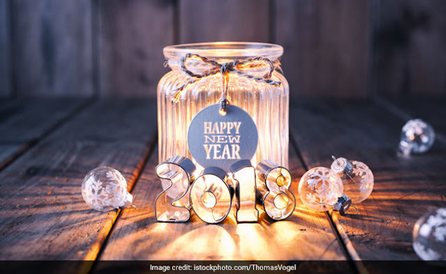 Happy New Year 2018: New Year Messages For WhatsApp
