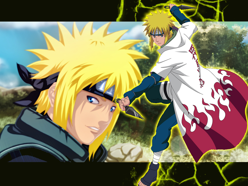 Minato Namikaze 4 th Hokage Wallpaper | Amazing Picture