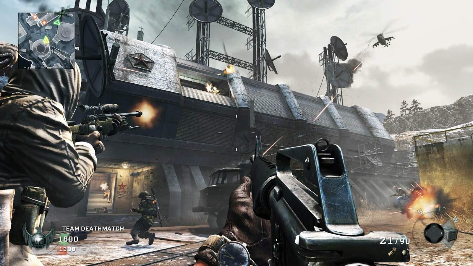تحميل لعبة Call Of Duty Black Ops 1 مضغوطة برابط واحد مباشر كاملة مجانا