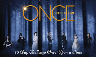 30 Day Challenge #OnceUponATime // Jour 11 à 15