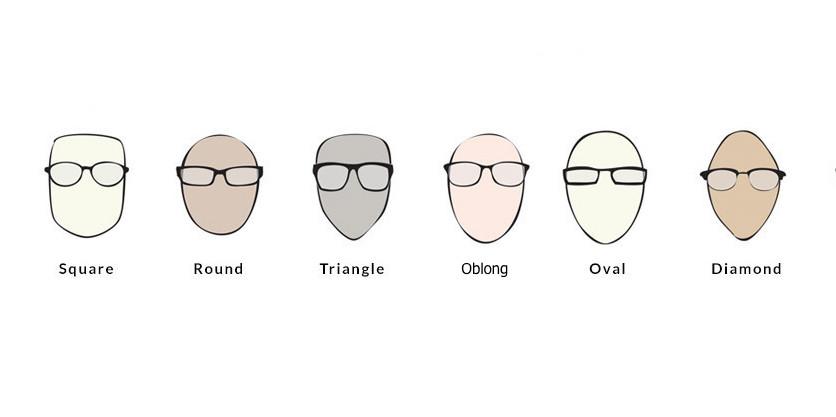 7871d7c48 كيف تختاري النظارة المناسبة لشكل وجهك. الأربعاء، 5 أغسطس 2015