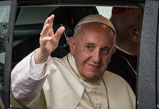 Pope Blames Global Economy--Not Islam--For Terrorism