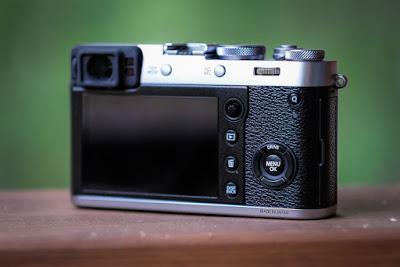 X100F Best Professional Compact Camera