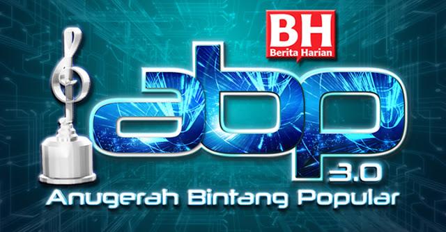 Senarai Pemenang ABPBH30 2017 anugerah bintang popular berita harian