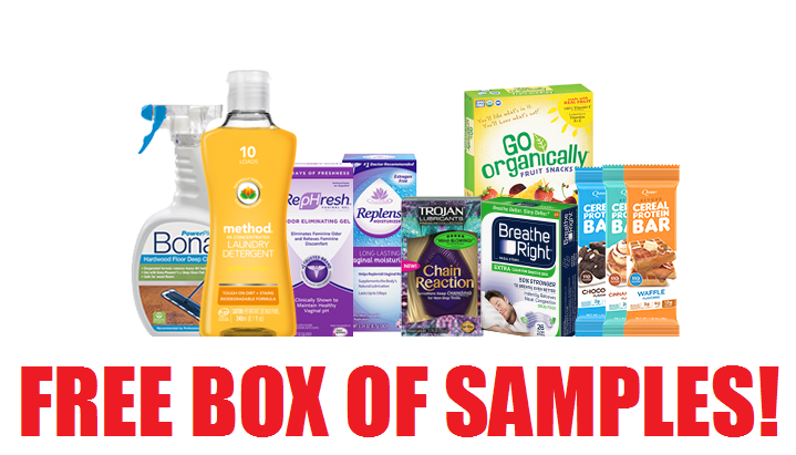 Free Box Of Samples Go Organically Fruit Snacks Bona