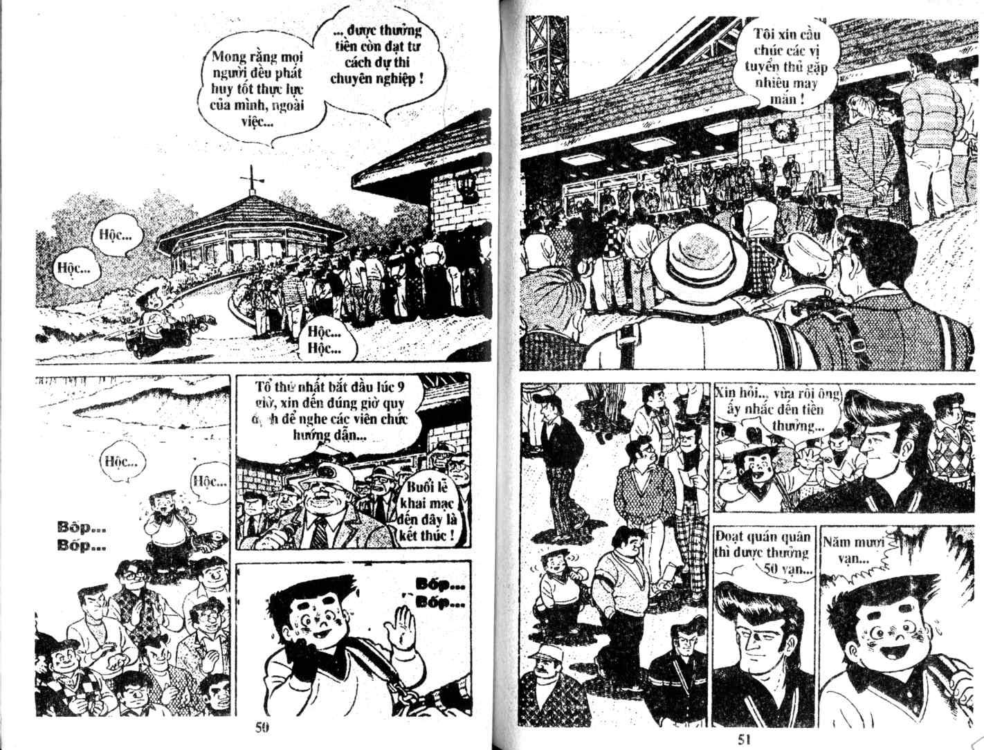 Ashita Tenki ni Naare chapter 15 trang 24