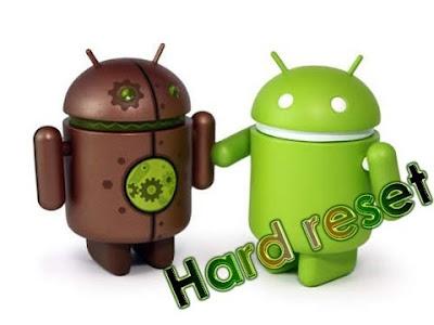 Як зробити хард резет Hard Reset на андроїд