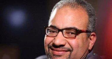 اصابة الفنان بيومي فؤاد بأزمة صحية ، تعرض بيومي فؤاد لأزمة صحية ونقله للمستشفى