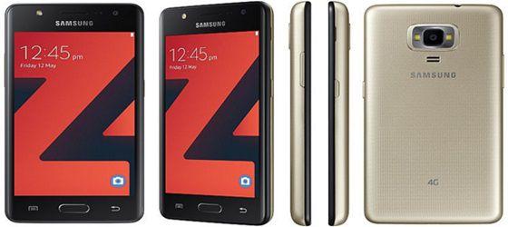 Samsung Z4 Taizen 3.0 4G smartphone