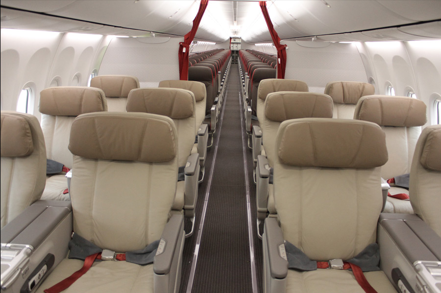 Fly Malindo Air Business Class