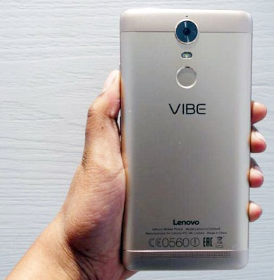 Lenovo Vibe K5 Note Software Update Android Nougat 7.0,Nougat 7.0