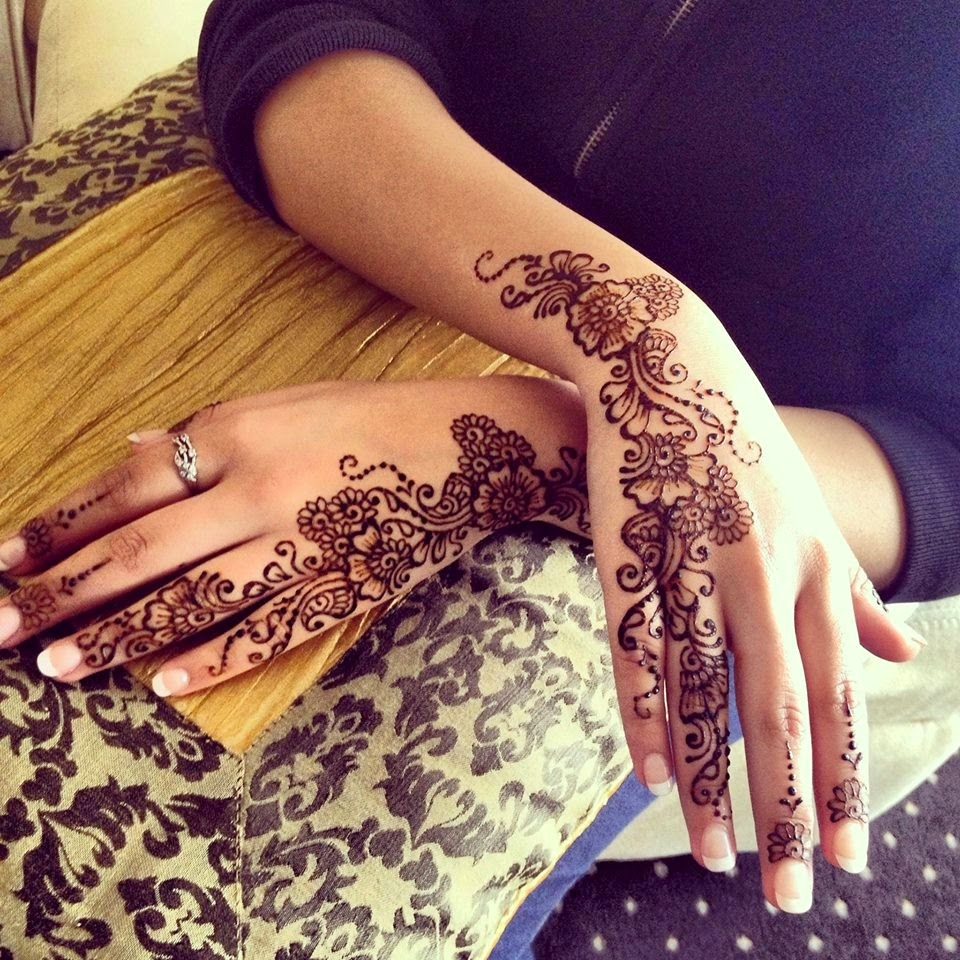 Best Mehndi: Best Mehndi/Henna Collection 2014-2015