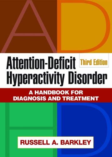 Barkley, Sổ tay Chẩn đoán Và Điều trị ADHD 3e