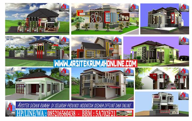 Arsitek Desain Rumah di Kalimantan