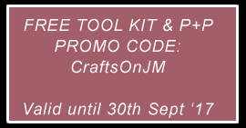 use promo code to get a free Jewellery tool kit from JewelleryMaker