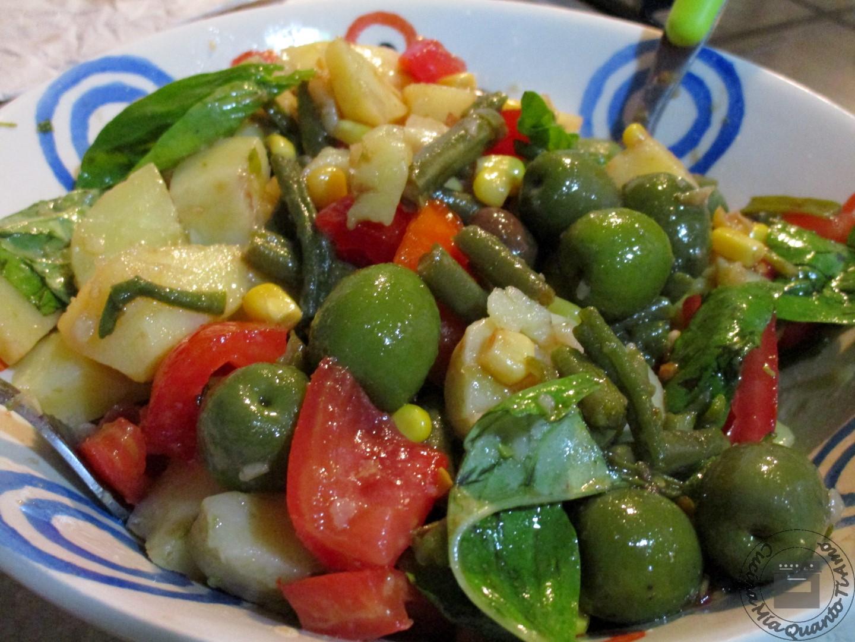 Cucina mia quanto ti amo raccolta di ricette veloci for Insalate ricette