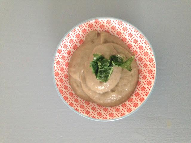 Crema di formaggio vegan - consulenza macrobiotica