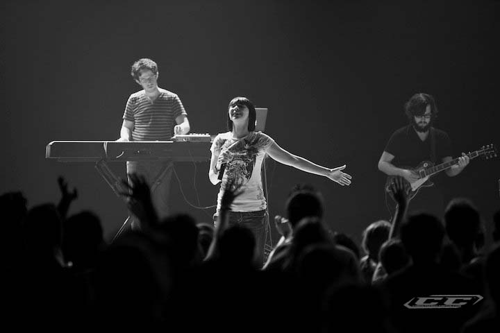 Jesus Culture - Awakening Live from Chicago 2011 Band members and the crew