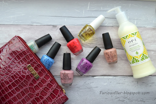 opi new orleans review avoplex avojuice nail envy