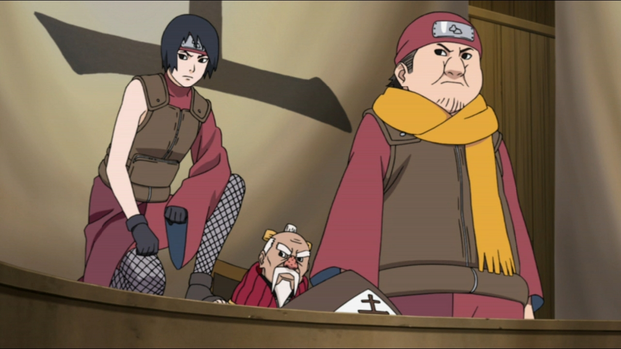 Naruto The Movie: Daftar Tokoh dalam Kartun Naruto