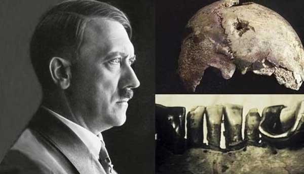Científicos franceses acaban con la mito de la huída de Hitler a Argentina, pasando por Barcelona, España