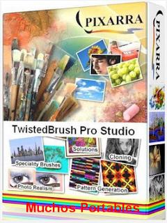 TwistedBrush Pro Studio Portable