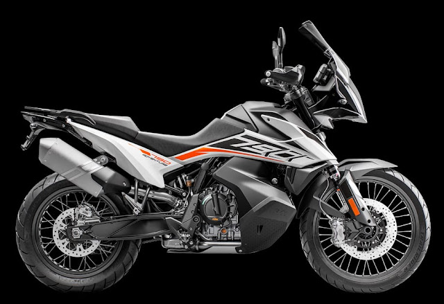 ktm 790 Adventure standard variants