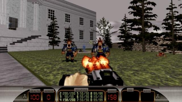 Duke Nukem 3D Megaton Edition PC Games