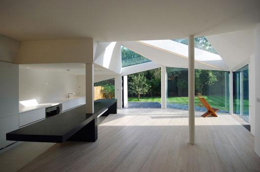 Hogares frescos dise o moderno en terraza de casa for Diseno de interiores hogares frescos