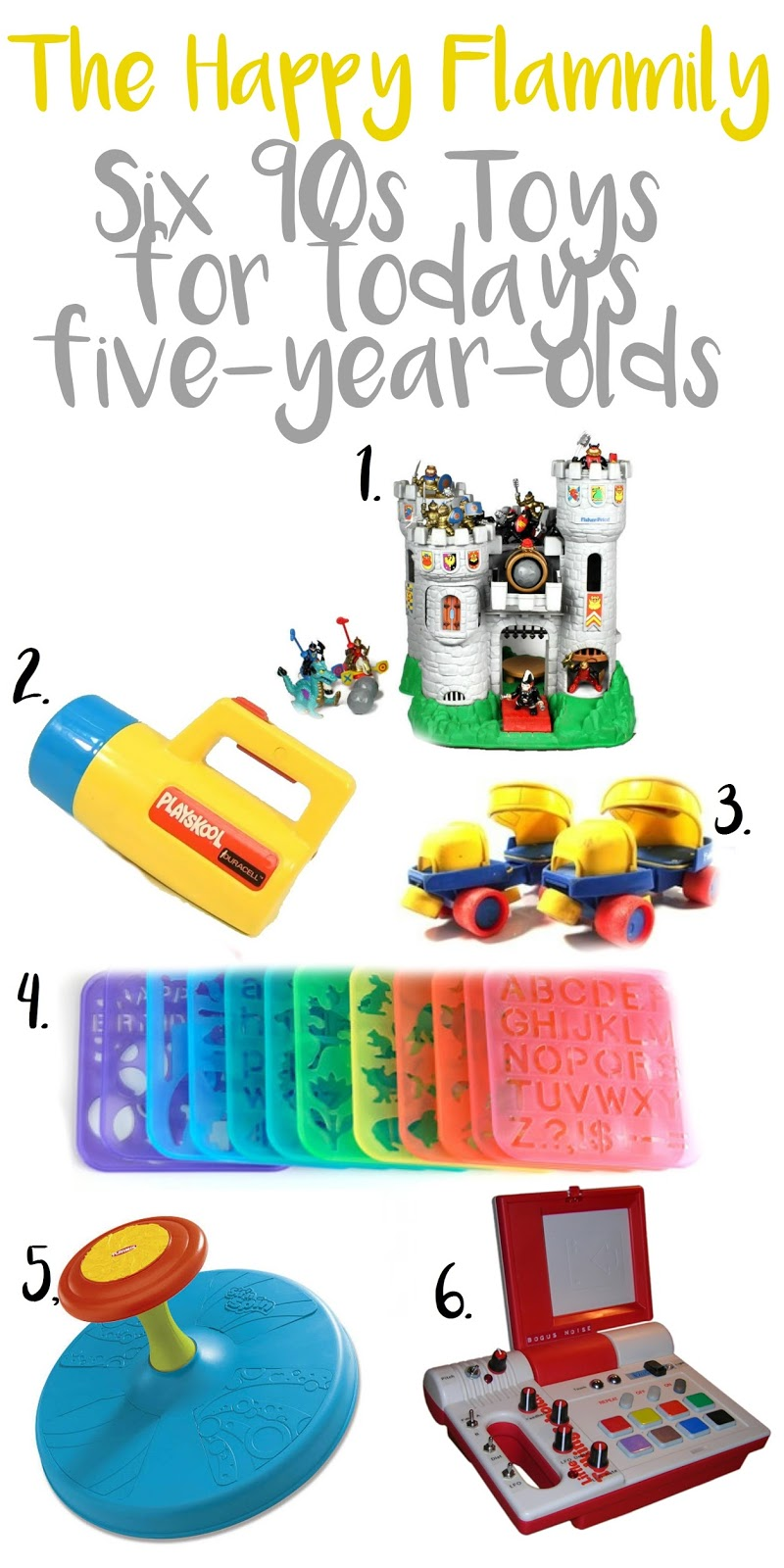 6 Toys From the 90s I\'d Buy My Five-Year-Old - The Happy Flammily