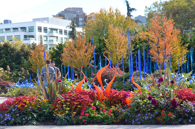 Mille Fiori Favoriti Chihuly Garden And Glass Seattle Washington