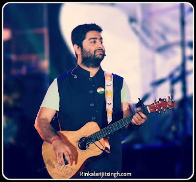 अरिजीत सिंह ने अपने रोमांटिक गाथागीत के साथ दुबई की सैर की , Arijit Singh serenades Dubai with his romantic ballads