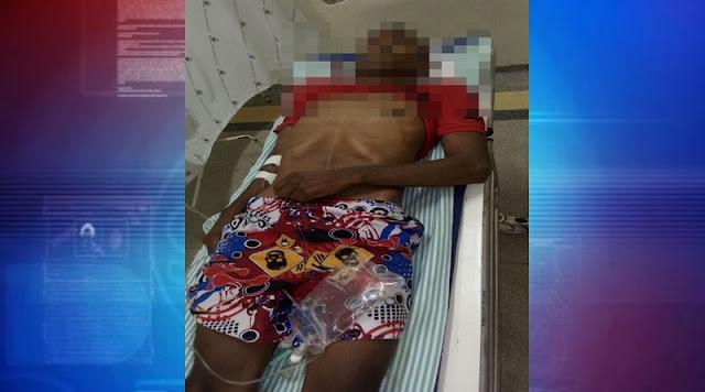 Preso do semiaberto é morto com tiro na cabeça e nos braços uma criança na Boca do Môa;