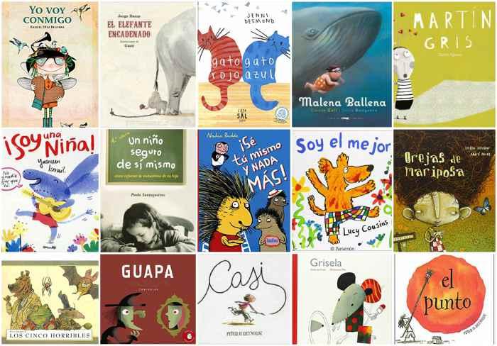 cuentos libros infantiles potenciar, fomentar sana alta autoestima