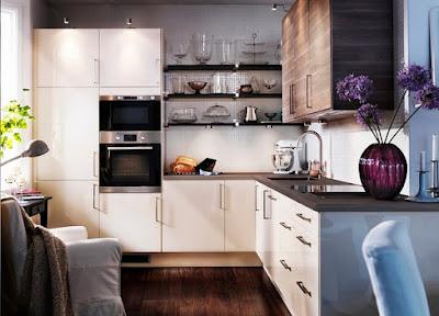 Interior Kitchen Set Apartemen Terbaik