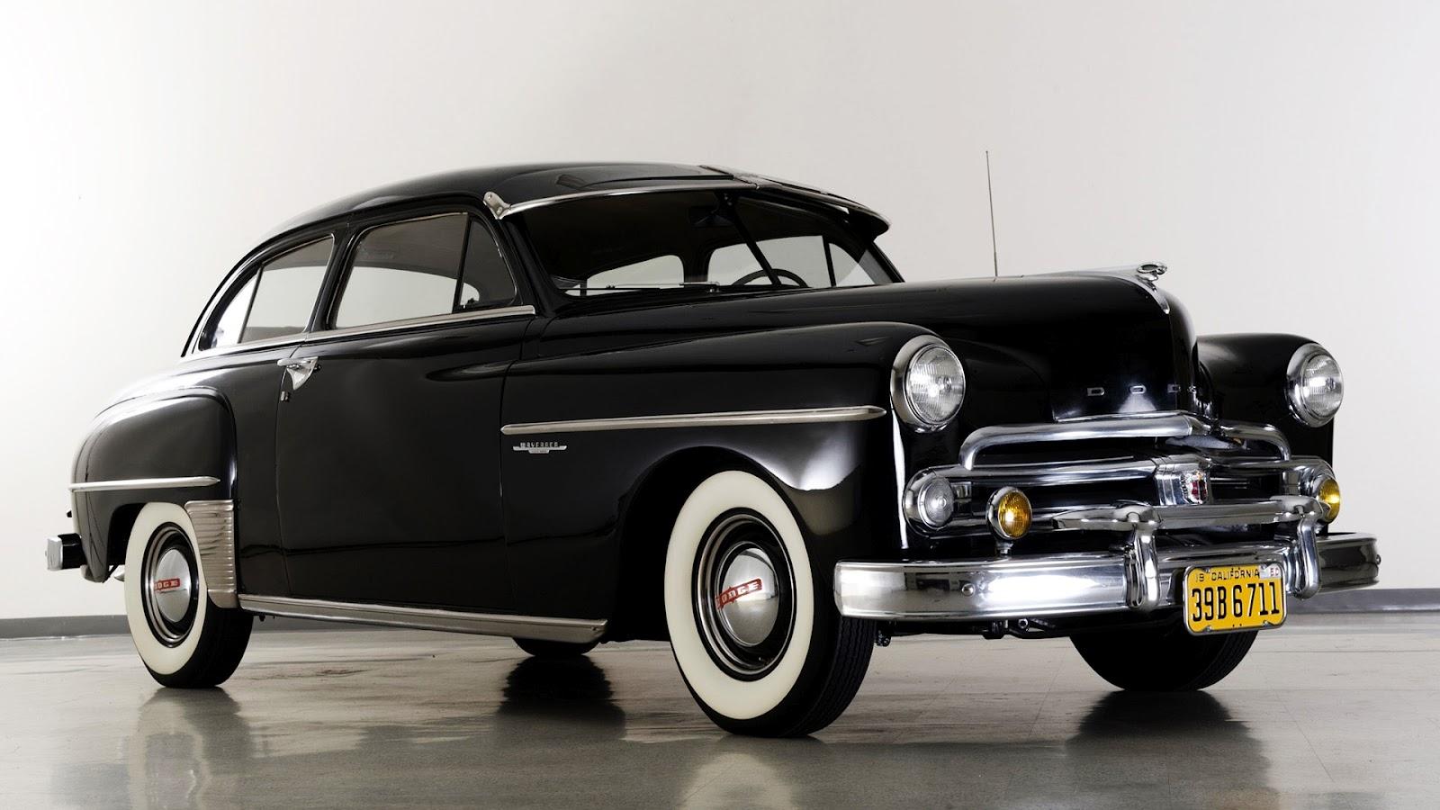 Automotiveblogz: Classic / Old Cars Wallpapers