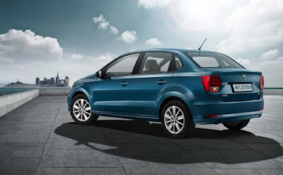 Volkswagen Ameo Rear 2