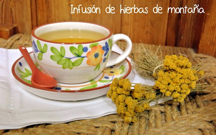 infusion hierbas