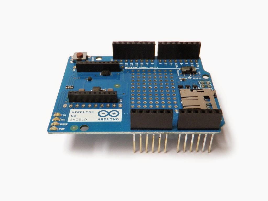 novudux Blog: Arduino Wireless SD Shield Tutorial
