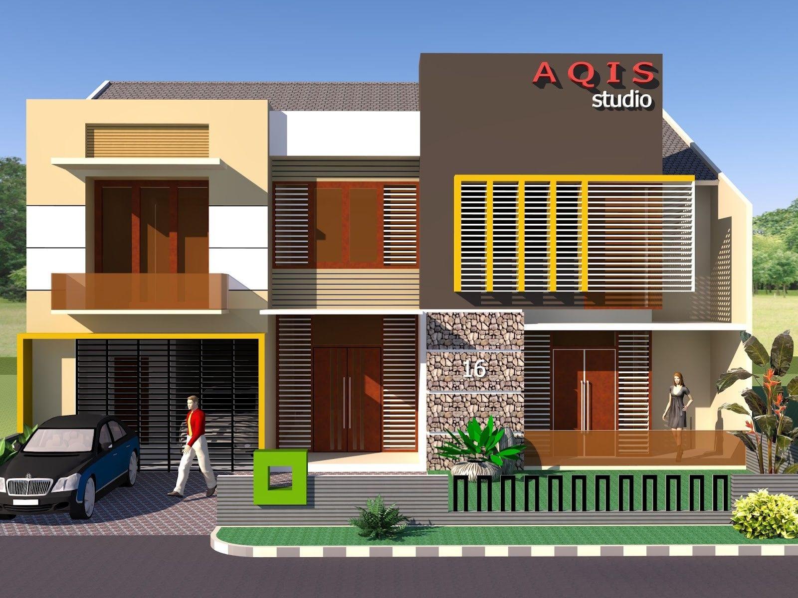 Kreasi Konsep Desain Rumah Tropis Banyak Disukai