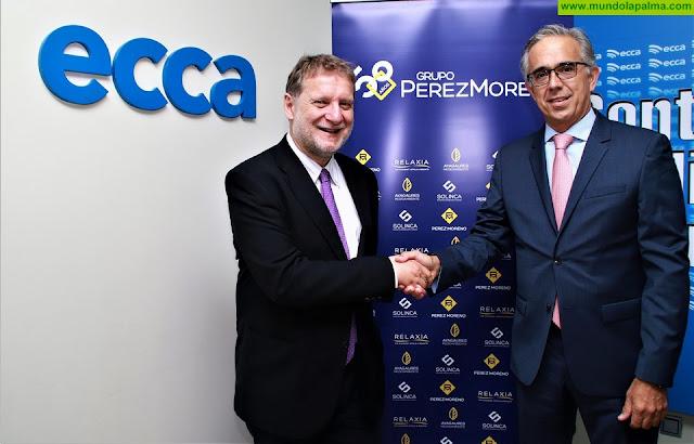 El Grupo Pérez Moreno financiará becas de estudio en Radio ECCA a través de la RSC