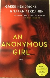 An Anonymous Girl / ARC Giveaway